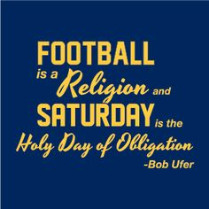 college football quote