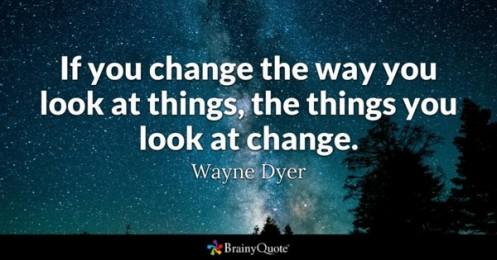 change, quote